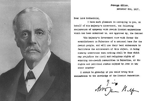 Balfour and his Declaration