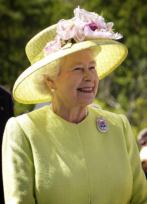 The Queen, 90 today