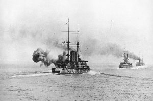 Battle of The Yellow Sea 1905
