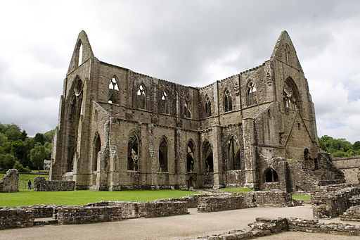 a photo of Tintern Abbey