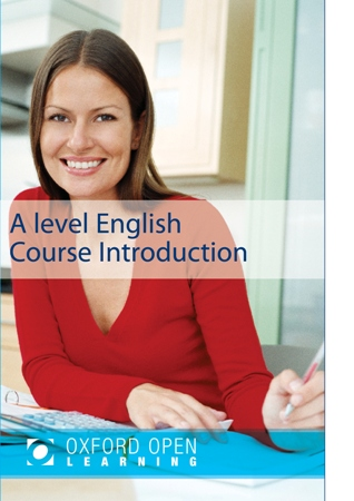 A level English introduction cover image