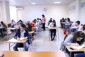 A traditional exam