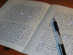 Chinese_language_homework