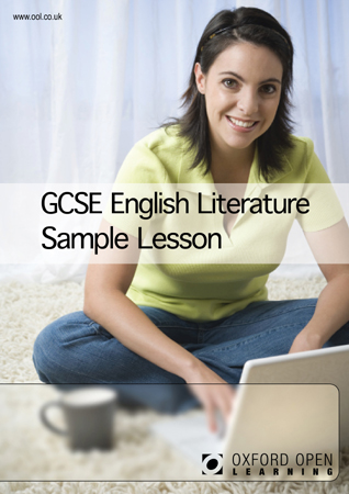 gcse english literature coursework percentage