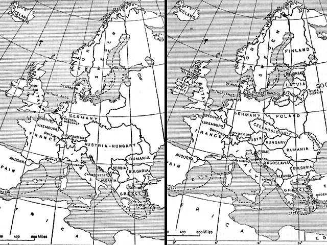 Political change after the great war i oxford open learning europe1914and1924 gumiabroncs Images