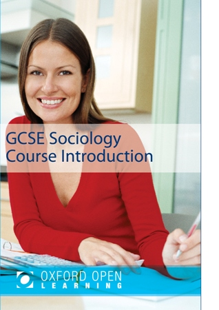 GCSE Sociology Introduction Cover Image