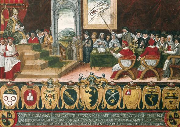 The Gregorian Calendar