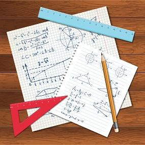 Maths Study equipment