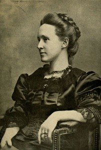 Early Photograph of Millicent Fawcett