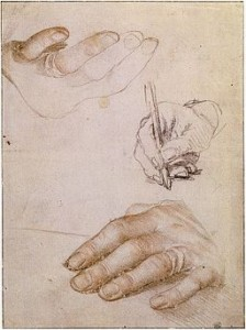 Studies_of_the_Hands_of_Erasmus,_by_Hans_Holbein_the_Younger
