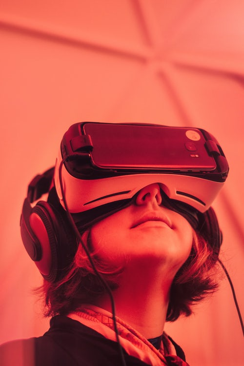 Could Virtual Reality be the future of education?