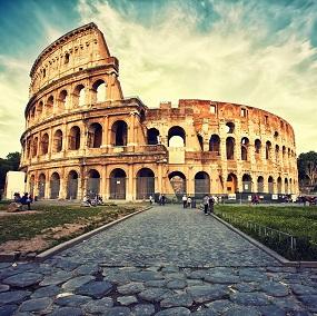 Collesseum in Rome